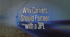 Why Carriers Should Partner with a 3PL or LTL Freight Exchange