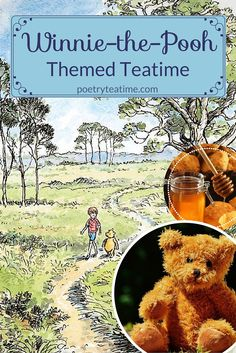 Ideas and inspiration for a Winnie-the-Pooh Poetry Teatime!
