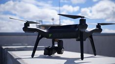 What goes up must come down — and if it's a drone you're talking about, it often comes down in the most unfortunate ways possible.  It bounces off a tree trunk, smashes into a highway tunnel, or...