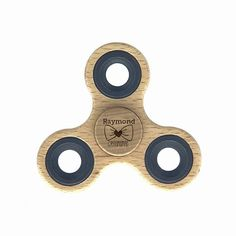 Fidget Toy Design Wood Fidget Spinner By froolu Customize. Wood Fidget Spinner, Figit Spinner, Desk Toys, Thing 1, Dart Board, Unique Birthday Gifts, Engraved Gifts, Fidget Toys, Diana