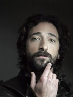 Adrien Brody & I have enjoyed one another for many many years.  We're very happy together.
