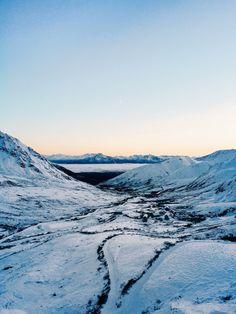 jovellyism:  Hatcher Pass, AK (iPhone Snap) Instagram:@Jovell