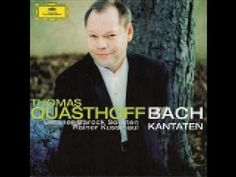 """Thomas Quasthoff - """"Schlummert ein, ihr matten Augen"""" (BWV 82) - J. S. Bach"""