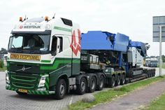 Volvo FH zwaar transport