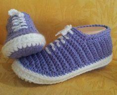 Vans Slippers pattern on Craftsy.com