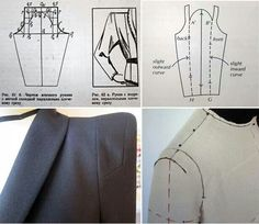 Behind the Seams with Marina von Koenig: The Making of a Couture Top – Sewing… Diy Clothing, Sewing Clothes, Clothing Patterns, Dress Patterns, Sewing Patterns, Fashion Sewing, Diy Fashion, Ideias Fashion, Techniques Couture