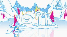 Hey Girl!  Check out these nine winter themed promos we put together for Cartoon Network.  Each bump focuses on an individual series and wraps it in a peppermint snow drift unique to each show.  A :10 and a :05 second version of each bump was produced for each of the nine shows including:  Adventure Time, Regular Show, The Looney Tunes Show, MAD, The Amazing World of Gumball, Ben 10 Omniverse, Annoying Orange, Uncle Grandpa, and Steven Universe.  We also created a menu template in the same…