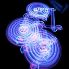 Roomba art group - Light Painting with Vacuum Cleaners