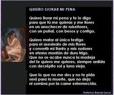 Poemas cortos de Federico Garcia Lorca | Poemas Romanticos - Poemas de Amor