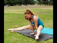 Get Closer To Your Press Handstand With These Exercises Taught By Coach Meggin! - YouTube