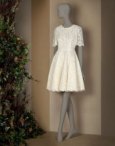LACE BABYDOLL DRESS | Dolce&Gabbana Online Store