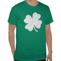 Shamrock  St Patricks Day Ireland Shirt