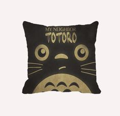 My Neighbor Totoro AS pillow cases #Modern