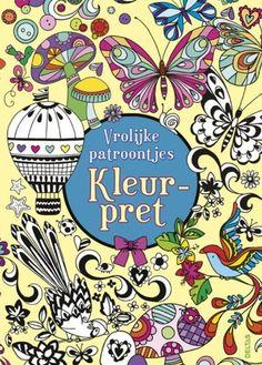 Kleurboeken voor volwassenen - blog 101 Woonideeën