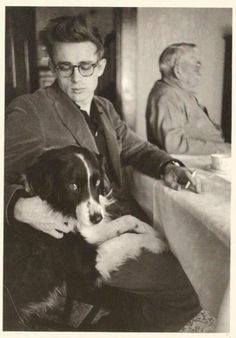James Dean had a Border Collie