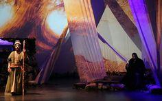 Iolanta/Tchaikovsky State Director Figen Ayhan Karakelle, Set Designer Gürcan Kubilay, Costume Designer Gizem Betil/Antalya National Opera&Ballet January 2017