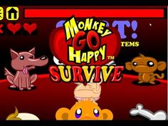 #Monkey_Go_Happy , #Monkey_GO_Happy_2, #Monkey_GO_Happy_3 play Monkey GO Happy Survive  : http://monkeygohappyaz.com/monkey-go-happy-easter.html