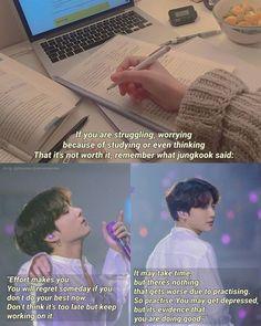 Foto Bts, Bts Photo, Bts Qoutes, Study Motivation Quotes, Motivation Inspiration, Short Meaningful Quotes, Korean Drama List, Army Quotes, Bts Texts