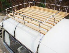 VW T2 Split Screen Bay Window 3 Bow SS Roofrack Westy Roof Rack Panel Camper Van