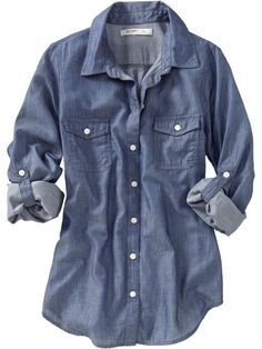 Last count I have 6 of these in my closet in various lengths, shades and styles....can't beat it!