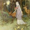 John Duncan's Bride Paintings   Reul-iuil Bride