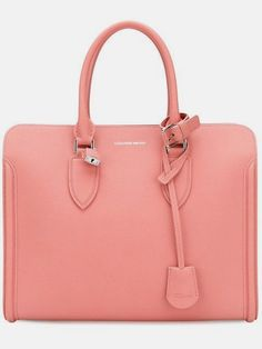 6e3fc5d48c Alexander McQueen Bolsa tote de couro  purses and  handbags leather  Maroquinerie