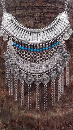 Buy Silver For Jewelry Info: 8143692896 Indian Jewelry Earrings, Indian Jewelry Sets, Silver Jewelry Box, Silver Jewellery Indian, Western Jewelry, Tribal Jewelry, Metal Jewelry, Charm Jewelry, Boho Jewelry