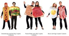 A new non-heteronormativity in Halloween couples' costumes.