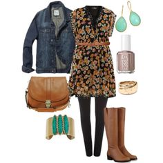 Casual Friday - Plus Size - Jeansjacke Outfit Mode Outfits, Fall Outfits, Casual Outfits, Fashion Outfits, Womens Fashion, Fashion Ideas, Curvy Fashion, Plus Size Fashion, Mode Ab 50