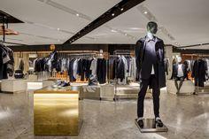 Harvey Nichols Unveils Expanded Refurbished Mens Wear Floors