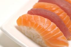 Nigiri is definitely one of my favourite sushi dishes. What's yours?