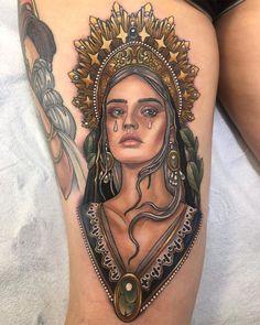 new school tattoo designs cute \ new school tattoo designs cute Dream Tattoos, Dope Tattoos, Pretty Tattoos, Future Tattoos, Leg Tattoos, Beautiful Tattoos, Body Art Tattoos, Sleeve Tattoos, Portrait Tattoos