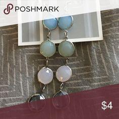Fun fashion earrings Nickel free. Cute danglefindings earrings Old Navy Jewelry Earrings