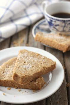 """<strong>Get the <a href="""";http://www.completelydelicious.com/2012/12/brown-butter-shortbread.html"""" target=""""_blank"""">Brown Butter Shortbread recipe</a> from Completely Delicious</strong>"""