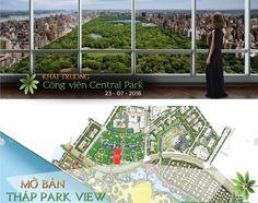 mặt bằng tổng thể căn hộ vinhomes central park