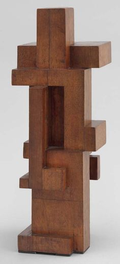 Georges Vantongerloo, Construction Construction of Volume Relations. 1921