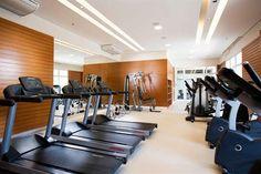 Foto da Sala de Musculação