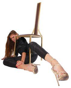 Manhattan Chair by Andrew McQueen