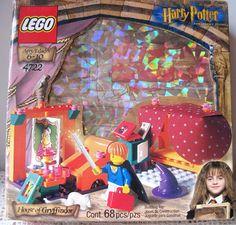 Lego Harry Potter 2001 House of Gryffindor in Box Complete Set Manual | eBay