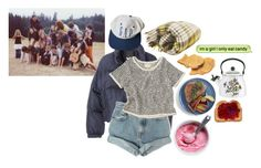 """""""Showers On The Island"""" by love4yu ❤ liked on Polyvore featuring Y-3, Levi's, rag & bone and Portmeirion"""