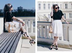 Top Vintage Review, 20er Jahre Heels, Carrie Bradshaw Outfit, Like A Riot, Fashion Blog Iceland, beste Mode Blogs Deutschland, graue Haare