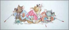 James C. Christensen - Three Blind Mice