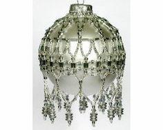 beaded ornament