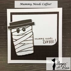 Mummy Needs Coffee c