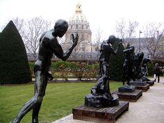 The Rodin Museum in Paris Rodin Museum Paris, Monuments, Musée Rodin, Auguste Rodin, Albert Kahn, Paris Destination, Jardin Des Tuileries, Romantic Paris, Cultural Capital