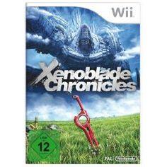 3. Xenoblade Chronicles (Wii)