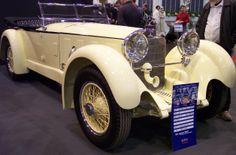1927 Mercedes-Benz S