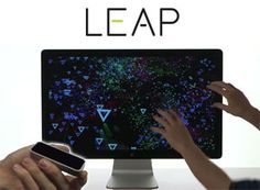 Leap 3D - Three-Dimensional Gesture Control For Interactive Analysis Presentations