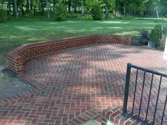 #brick patio