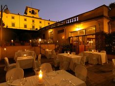 Borgo Villa Castelletti www.CharmeRelax.it/Castelletti Signa (Firenze -Toscana) #italy #charme #relax #castle #hotel